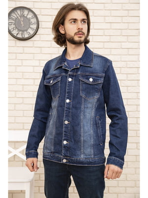 Куртка джинсовая | 5749386