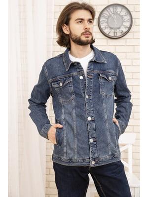 Куртка джинсовая | 5749387