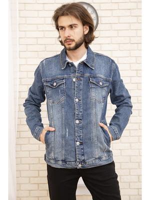 Куртка джинсовая | 5749388