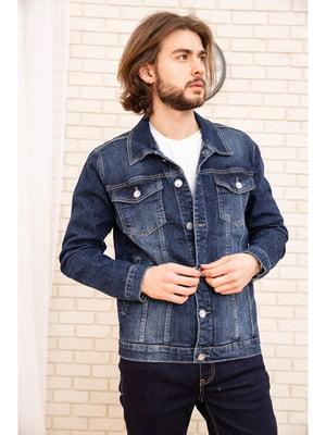 Куртка джинсовая | 5749390