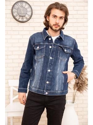 Куртка джинсовая | 5749391