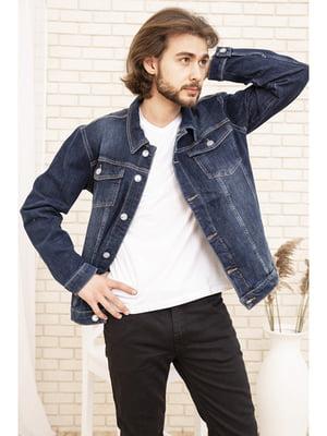 Куртка джинсовая | 5749392