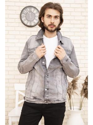 Куртка джинсовая | 5749393