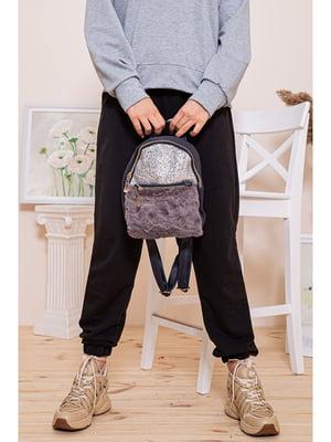 Рюкзак синьо-сірий | 5749755