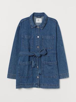 Куртка джинсова | 5747267