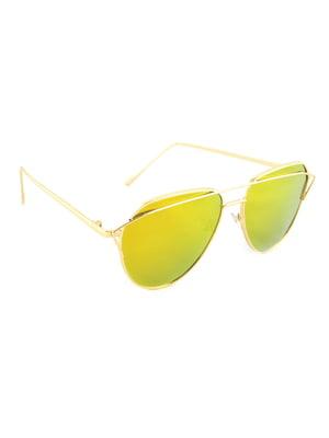 Очки солнцезащитные | 5750982