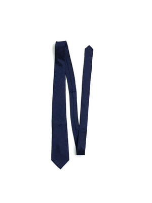 Краватка синя з візерунком | 5751902