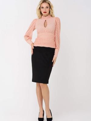 Блуза рожева | 5752791