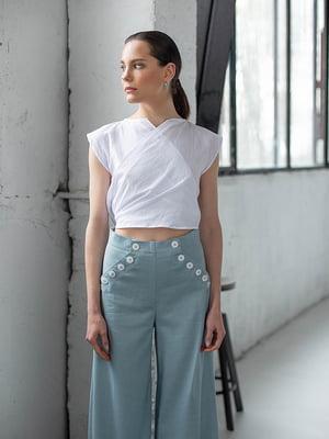 Блуза белая | 5752801