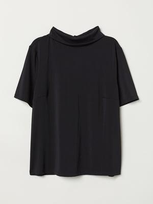 Блуза черная | 5754882