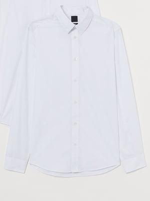 Рубашка белая | 5755075