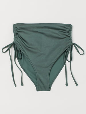 Трусы купальные зеленые | 5755174