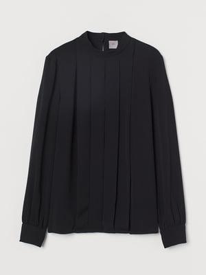 Блуза черная | 5755358