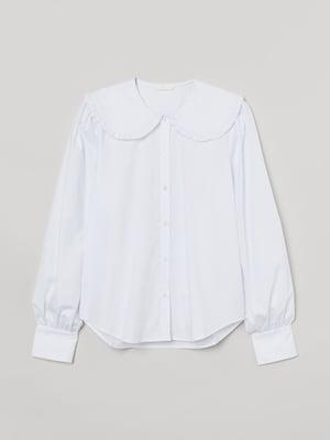 Блуза белая | 5755370