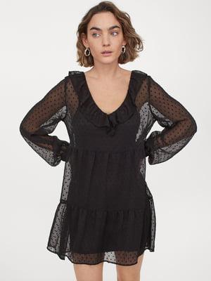 Платье черное | 5755401