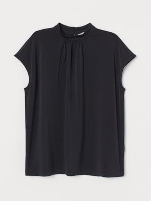Блуза черная | 5755410
