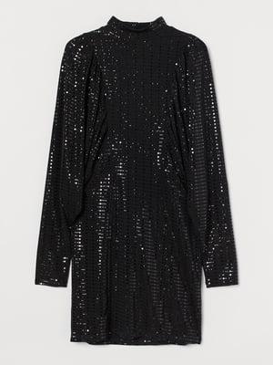 Платье черное | 5755431