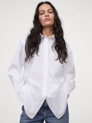 Рубашка белая | 5755438