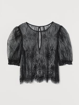 Блуза черная | 5755467