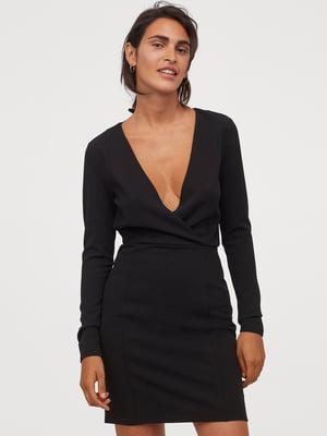 Платье черное | 5755543