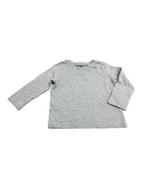Лонгслив серый   5754334