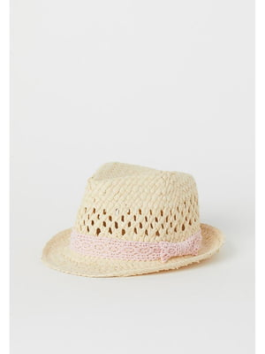 Шляпа молочного цвета   5755972