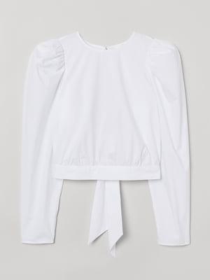 Блуза белая   5756263