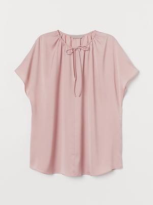 Блуза розовая   5756279
