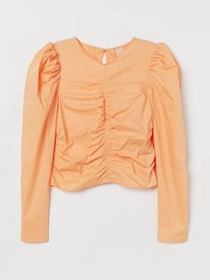 Блуза оранжевая   5756280