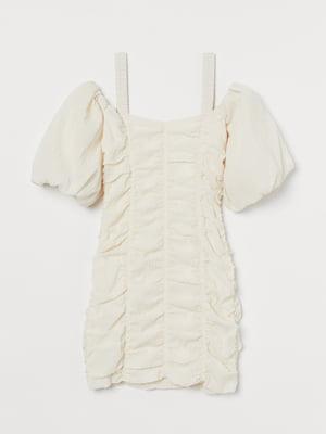 Платье молочного цвета   5756285