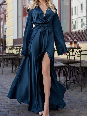 Платье изумрудного цвета | 5711662