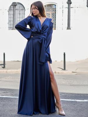 Платье синее | 5711658