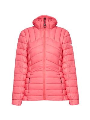 Куртка кораллового цвета | 5738503