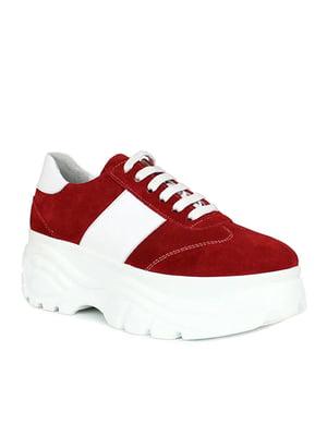 Кросівки червоні | 4915020