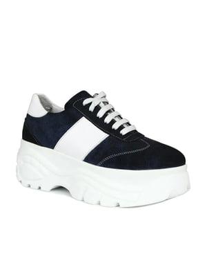 Кроссовки синие | 4915021