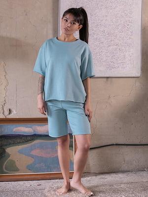 Костюм: футболка и шорты | 5757224