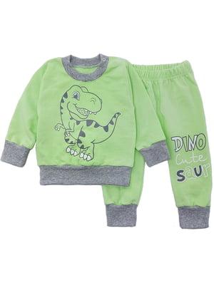 Костюм: брюки и свитшот | 5758253