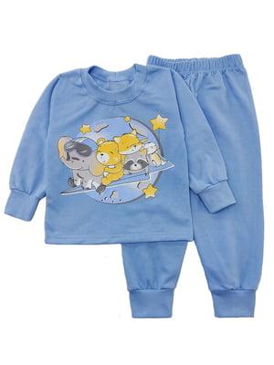 Пижама: брюки и свитшот | 5758266