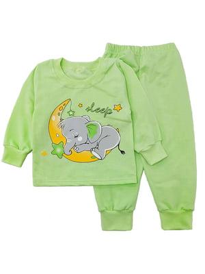 Пижама: брюки и свитшот | 5758269