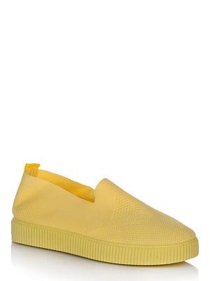 Слипоны желтые   5759917