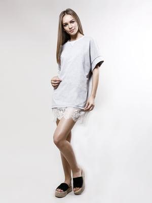 Платье серое | 5760172
