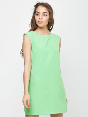 Платье зеленое | 5760176