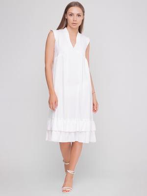 Платье белое | 5760178