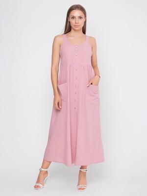 Сарафан розовый | 5760180