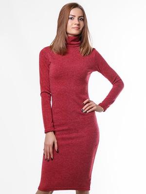 Платье красное | 5760183