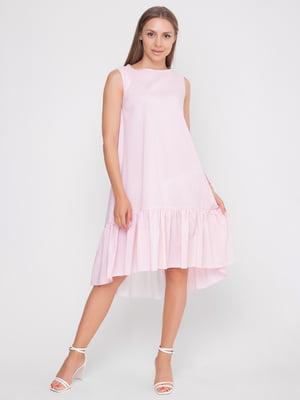 Платье розовое | 5760186