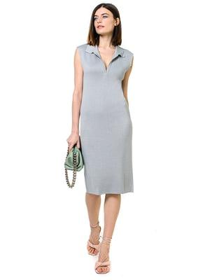 Платье серое | 5760163