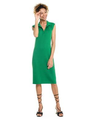 Платье зеленое | 5760165