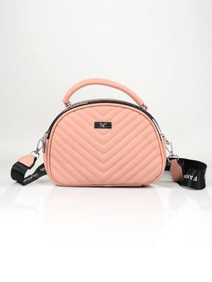Клатч рожевий | 5760232