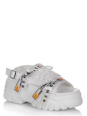 Босоніжки білі | 5759904